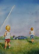 AnnaJo Vahle - Return to Space
