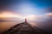 Sunrise Lighthouse Prints - Revelations Print by Daniel Chen