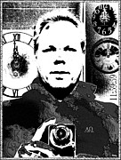 Camera Mixed Media Prints - Revelatory Perception Print by Glenn McCarthy Art and Photography