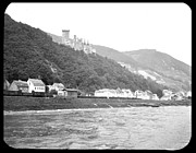 A Gurmankin - Rhine River Katz Castle...