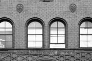 Rhode Island School Of Design Waterman Building Print by University Icons