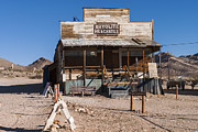 Muhie Kanawati - Rhyolite Mercantile