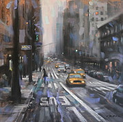 Chin H  Shin - Rhythm of Traffic