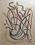 Rhythmic Interpretation  Print by John Neumann