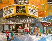 Michael Litvack - Rialto Theatre 1956