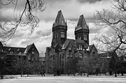 Guywhiteleyphoto.com Prints - Richardson Complex 4012 Print by Guy Whiteley
