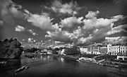 Stock Photo Digital Art - Richmond Riverside by Maj Seda