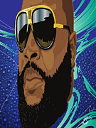 Eric Johnson - Rick Ross Vector