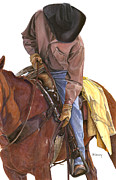 Cowboy Hat Originals - Ride to Raton by JK Dooley