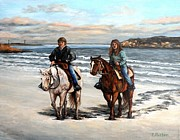Eileen Patten Oliver - Riders on Good Harbor...