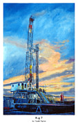 Roughneck Originals - Rig 7 by Toyah Taylor