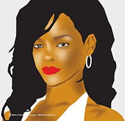 Michael Chatman - Rihanna 2014