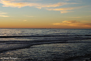 Rincon Beach Framed Prints - Rincon Ventura California  Framed Print by Gina Braget