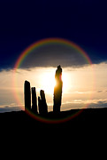 Ring Of Brodgar Orkney  Print by Tim Gainey