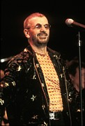 Ringo Starr Art - Ringo Starr and His All Starr Band by Front Row  Photographs