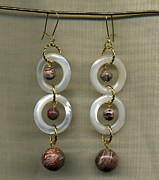 Aura Jewelry - Ripple Effects by Allie Hafez