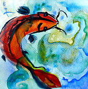 Meditate Originals - Rising To The Surface by Beverley Harper Tinsley