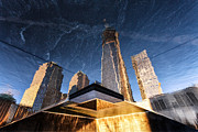 Freedom Tower Prints - Rising up Print by John Farnan