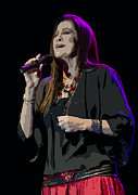 Rita Prints - Rita Coolidge Print by Wade Aiken