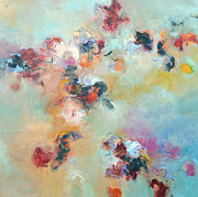 Large Canvas  For Sale Paintings - Rites of Spring by Filomena Booth