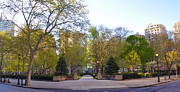 Bill Cannon - Rittenhouse Square in May