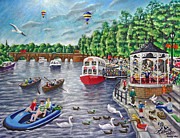 Ronald Haber - River Dee - Chester