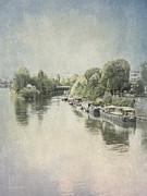 Elaine Teague - River Seine in Paris