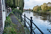 Ann Garrett - River Severn Bridgnorth...
