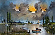 Ken Wood - River Yare On The Broads