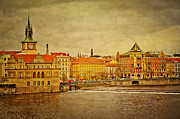 Kim Fry - Riverside in Prague