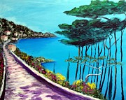 Larry Cirigliano - Road On The Riviera