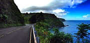Maui Photo Posters - Road to Hana Poster by Jeff Klingler