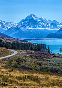 Sheila Smart - Road to Mount Cook