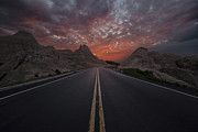 Aaron J Groen - Road to Nowhere Badlands