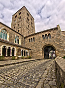 Cobble Stone Posters - Road to the Gatehouse - in color Poster by Mark Miller