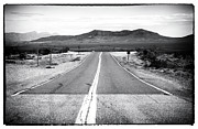 Las Vegas Artist Prints - Road to Vegas Print by John Rizzuto