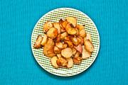 Roast Potatoes Print by Tom Gowanlock