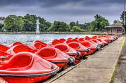 Steve Purnell - Roath Park 1