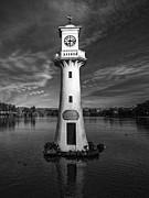 Steve Purnell - Roath Park Lighthouse Mono