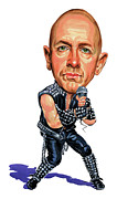Heavy Metal Art - Rob Halford by Art
