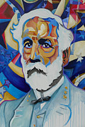 Robert E Lee Paintings - Robert E. Lee by Gray