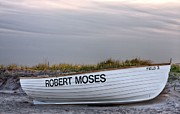 York Beach Prints - Robert Moses Park Print by JC Findley