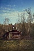 Robert Service Cabin Print by Priska Wettstein