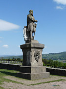 Knights Photos - Robert the Bruce by Deborah Smolinske
