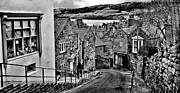 John Adams Prints - Robin hoods bay Print by John Adams