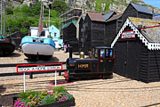 Trawler Metal Prints - Rock A Nore Station Metal Print by James Brunker