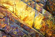 Natural Abstract Photos - Rock Art 23 by ABeautifulSky  Photography