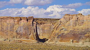 Southern Utah Prints - Rock Formations At Capital Reef Print by Jeff  Swan