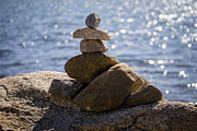 Frank Winters - Rock Sculpture