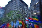 Featured Photo Originals - Rockefeller Center by David Cabana